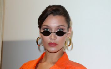 10 pairs of teeny tiny sunglasses we need because they're chic right now