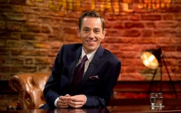 Irish acting legend to appear on Late Late Show this week
