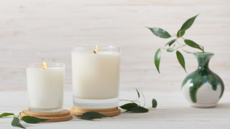 This simple trick will make your expensive candles last SO much longer