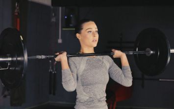 Sculpt and banish the trouble zones with Sophie Kavanagh's fat-burning workout