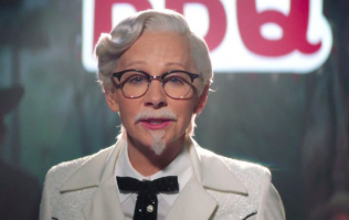 Colonel Sanders is now a woman and nobody can be dealing