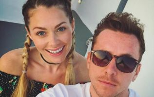 CUTE! Danny Jones from McFly and his wife, Georgia, had a baby this morning