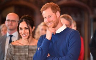 The first look at the TV movie about Prince Harry and Meghan Markle is here