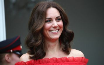 The heartwarming reason Kate Middleton cut off seven-inches of hair