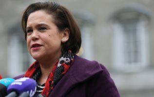 Mary Lou McDonald has been confirmed as the new leader of Sinn Féin