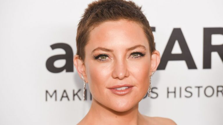 Kate Hudson Debuts A Textured Pixie The Hot New Hair