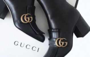 These gorgeous €60 River Island boots are giving us SERIOUS Gucci vibes