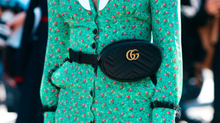 Topshop is selling a €29 dupe to that Gucci belt bag you see everywhere