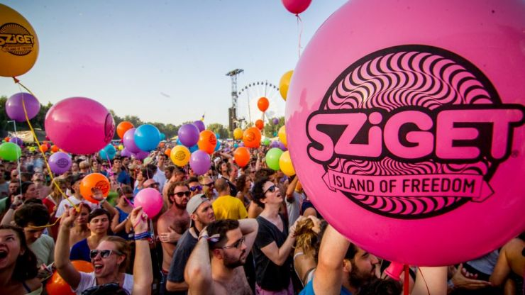 Sziget festival has announced its lineup and we are SO there