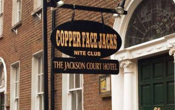 A woman got a Copper Face Jacks themed tattoo and we can't be dealing
