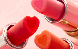 These gorgeous heart-shaped lipsticks will make you fall head over heels