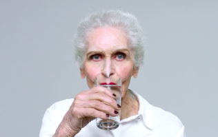 A water advert has been banned for suggesting drinking it makes you live longer