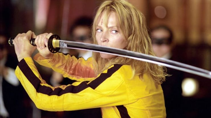 Uma Thurman shares story of Tarantino 'forcing her to perform a stunt'