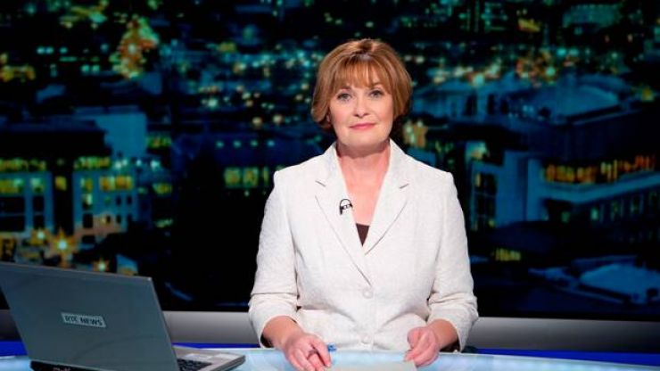 Longtime newscaster Una O'Hagan announces she's leaving RTÉ