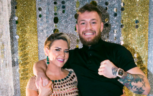 Conor McGregor calls sister Erin 'a little beast' as he attended DWTS last night