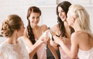 There's a new bridesmaid dress trend for the maid of honour