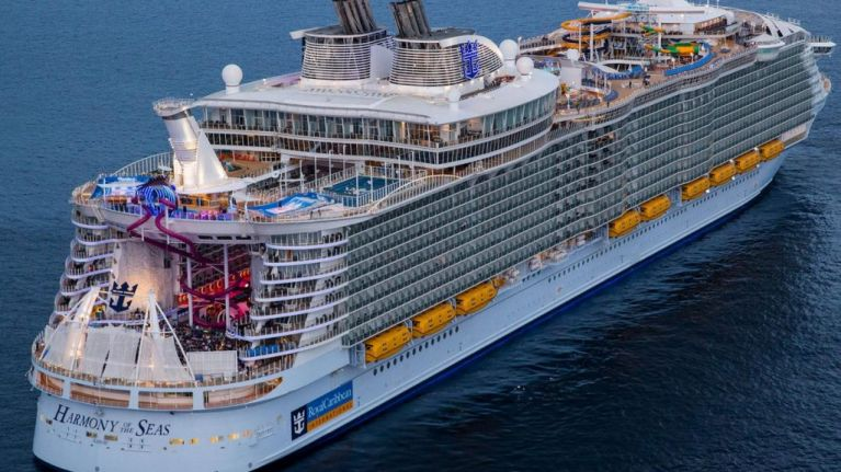 Royal Caribbean has added one of the most insane features onboard