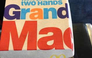 McDonald's is releasing a GIANT 'Grand' Big Mac in Ireland... and we're excited
