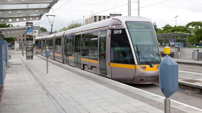 New Luas trams begin service today to reduce overcrowding issue