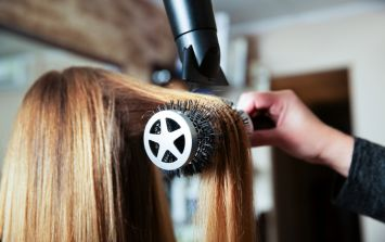 A Dublin hairdresser is offering free blow drys to women who get smear tests