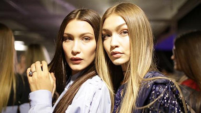 4fecc43fca60 Gigi and Bella Hadid's cousin is Debenhams' new lingerie model | Her.ie