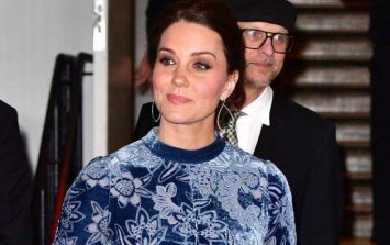 Kate Middleton's blue dress has already sold out, but we found the perfect dupe