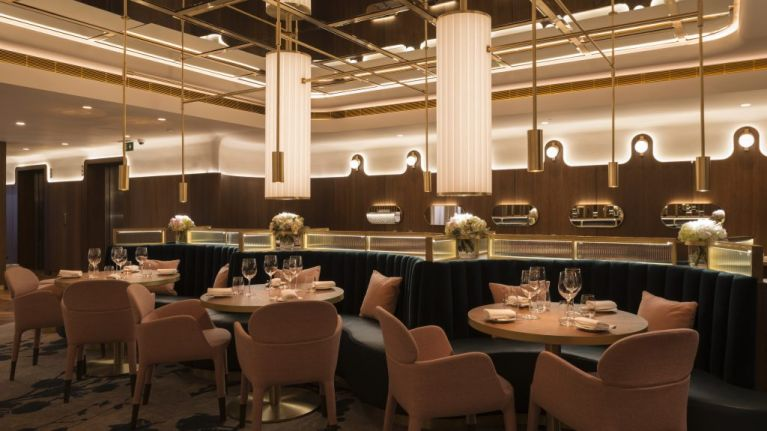 A new restaurant in Dublin is opening tomorrow and it looks super GLAM