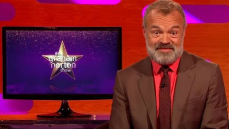 There's no Late Late tonight but we're buzzing for Graham Norton's line-up