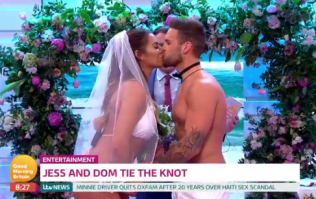 Love Island's Jess reveals the truth about Valentine's Day wedding to Dom
