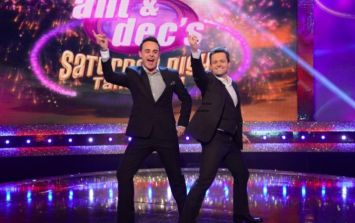 The best part of Saturday Night Takeaway has been cut