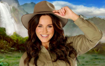 Vicky Pattison is going back into the I'm A Celebrity jungle