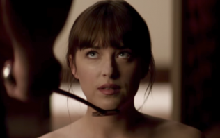 Dakota Johnson reveals her thong was superglued to her while filming