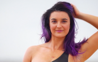 Female athlete is first amputee to become Sports Illustrated swimwear model