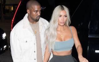 Kanye West made a bizarre return to Instagram last night