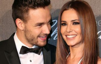 Liam Payne shares cute photo of Bear in Valentine's post to Cheryl