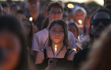 Students who survived Florida school shooting are calling for gun control