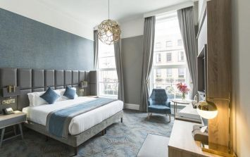 A brand new hotel opened in Dublin today and it looks PLUSH
