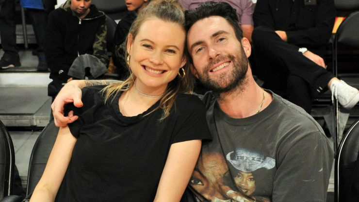 Adam Levine and his wife Behati Prinsloo have welcomed their second child