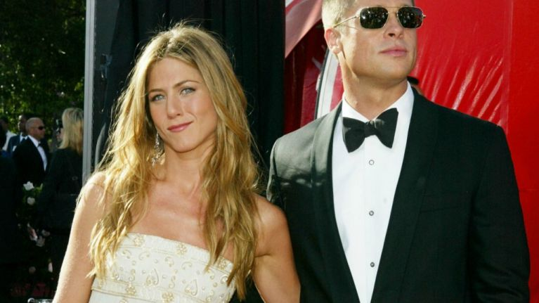 Jennifer Aniston has made a statement about her relationship with Brad Pitt