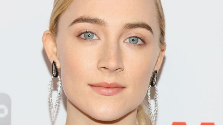 Saoirse Ronan was serving some absolute looks at the BAFTAs last night