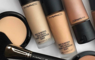 A MAC makeup vending machine exists and just LOOK at it