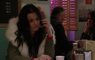 A mysterious new character has arrived on EastEnders