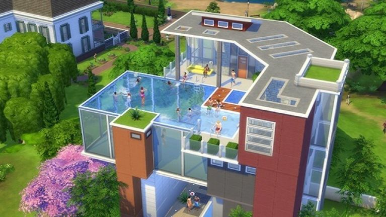 Apparently, playing The Sims can make you happier and healthier