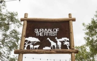 The first look at the Survival of the Fittest lodge where the cast will be staying