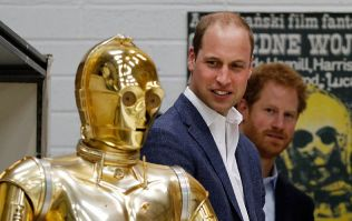 The reason William and Harry were cut from Star Wars is not what we expected