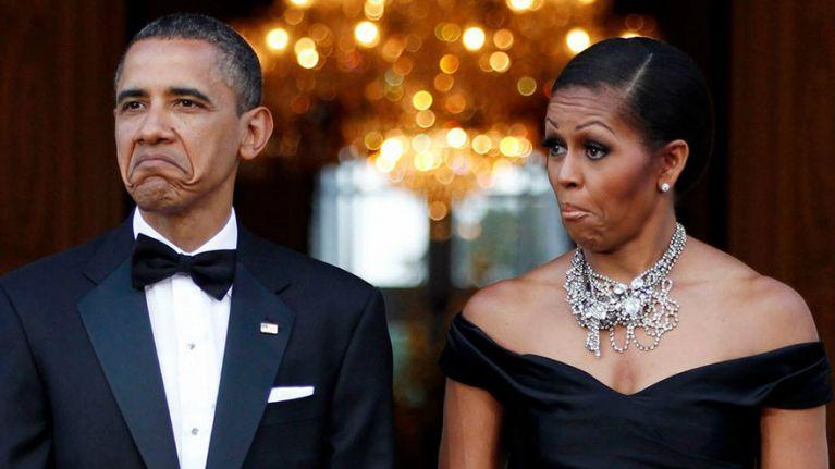 Image result for barack michelle obama