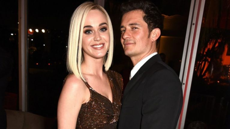 Katy Perry and Orlando Bloom are ENGAGED, and the ring is pretty interesting