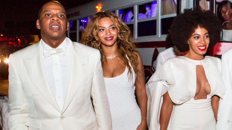 Matthew Knowles awkwardly addresses that Solange and Jay Z elevator video