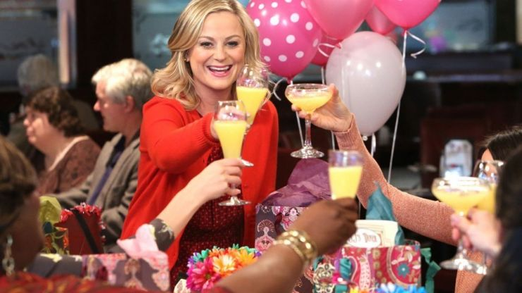 Forget true love and celebrate Galentine's Day with these tasty cocktail treats