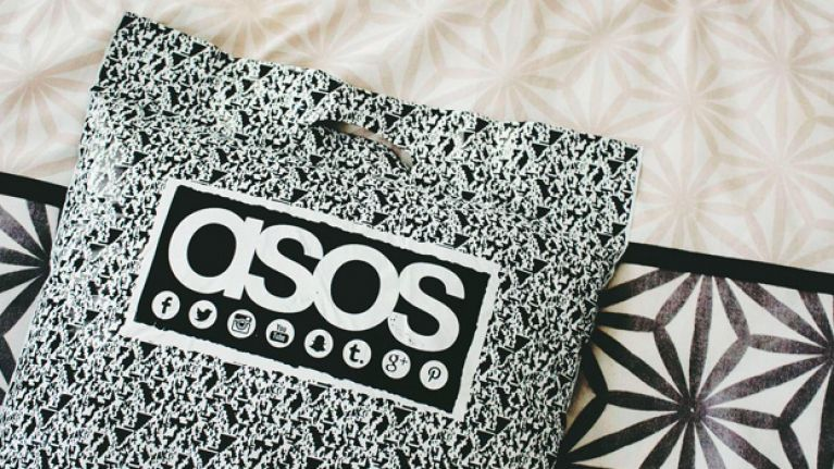 These ASOS jeans look like an optical illusion and our feelings are very mixed